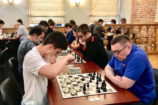 Турнир, посвященный Дню Шахматиста в Сокольниках